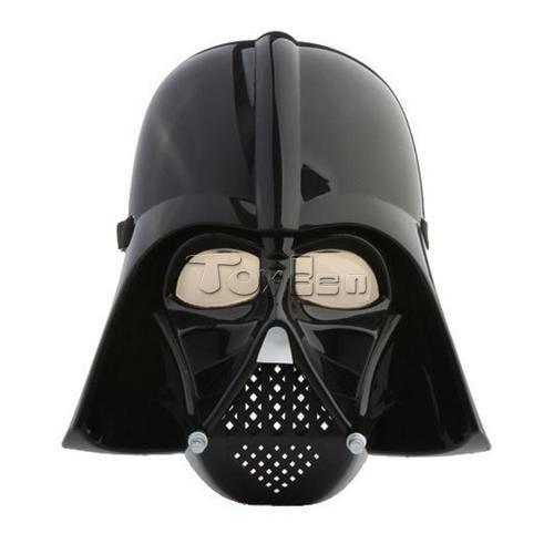 Cool Star Wars Darth Vader Toy Mask PVC Halloween Party Maks Cosplay Costume Props - Toyben Mall store
