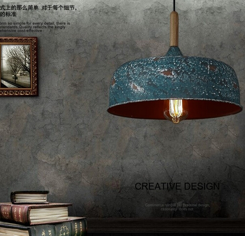 Loft Style Novel Edison Industrial Vintage Pendant Light Fixtures For Dining Room Nordic Hanging Lamp Indoor Lighting(China (Mainland))