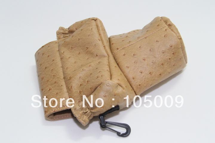 S size khaki pigbag Camera Cover Case Bag Protector for canon 450d 500d nikon d60 d3100 dslr camera(China (Mainland))