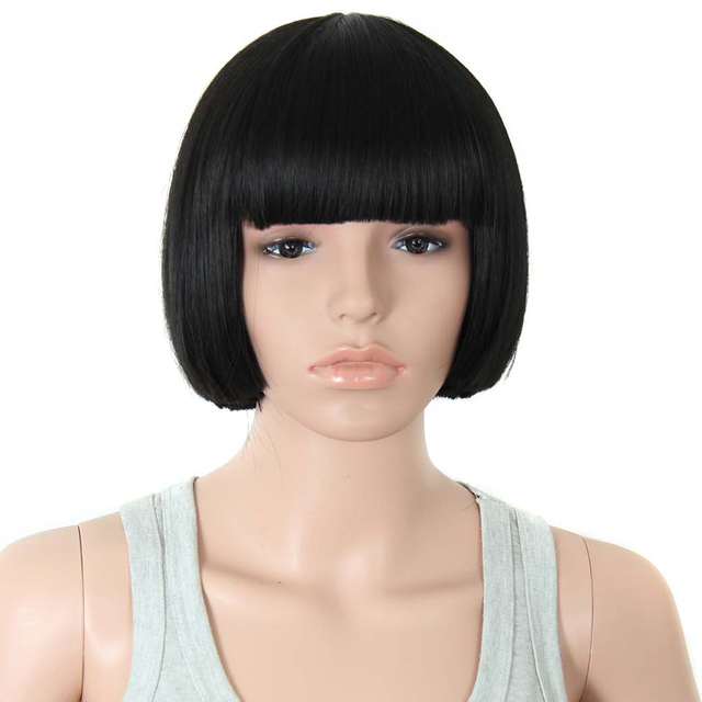 Cheap Synthetic Wig 47