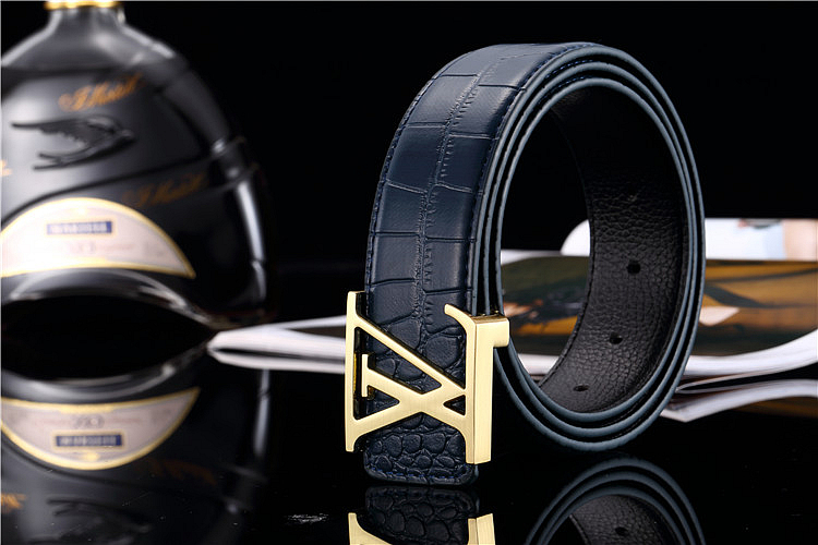 2015 new Men Genuine leather Designer Famous brand Luxury Belts for men Jeans high quality leather belts