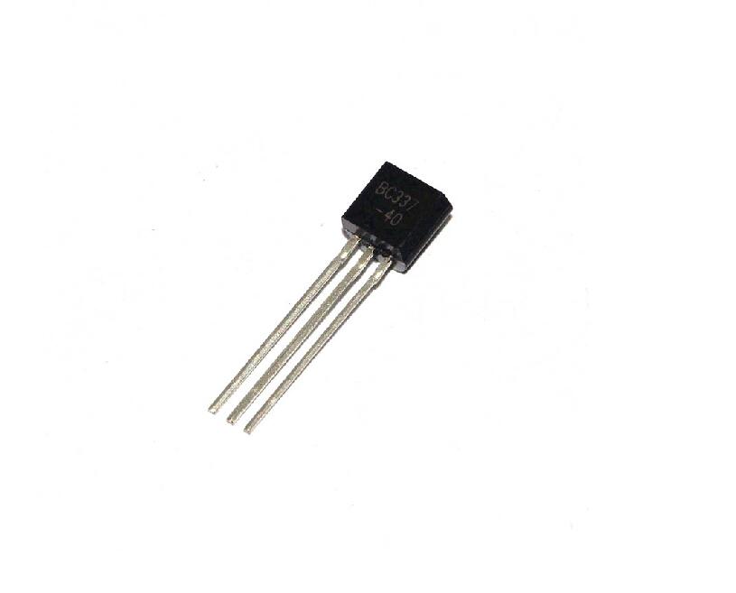 100Pcs/Lot Triode BC337 BC337-25 NPN Transistor TO-92(China (Mainland))