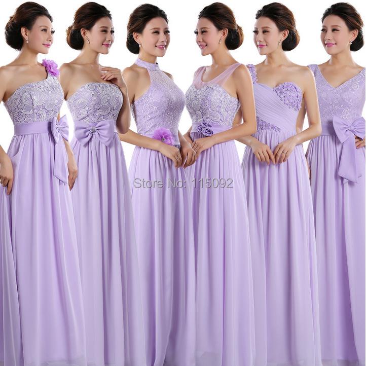 Cheap dresses collection - Lilac bridesmaid dress cheap