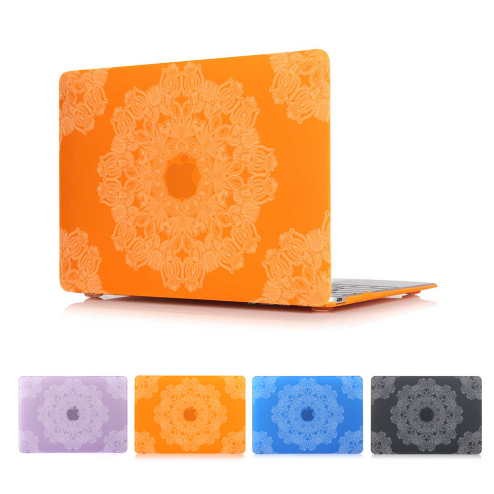 Bright-colored Rose Print Hight Quality Plastic Hard Shell Skin Cover Case For Mac book Air 13 For Macbook PRO 12 13 15 retina<br><br>Aliexpress