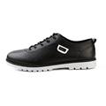 Men s shoes Fashion PU leather dress Formal Business Breathable British Shoe for men black lace