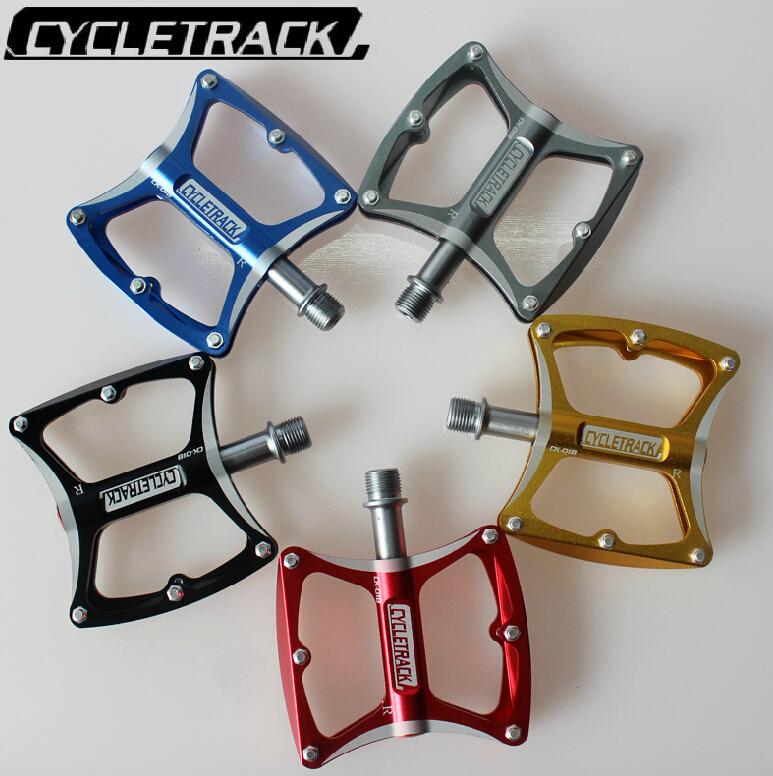 cheap CK-018 Peilin CNC mountain bike cycling bicycle mtb pedals aluminum cheap bike pedal free ship(China (Mainland))