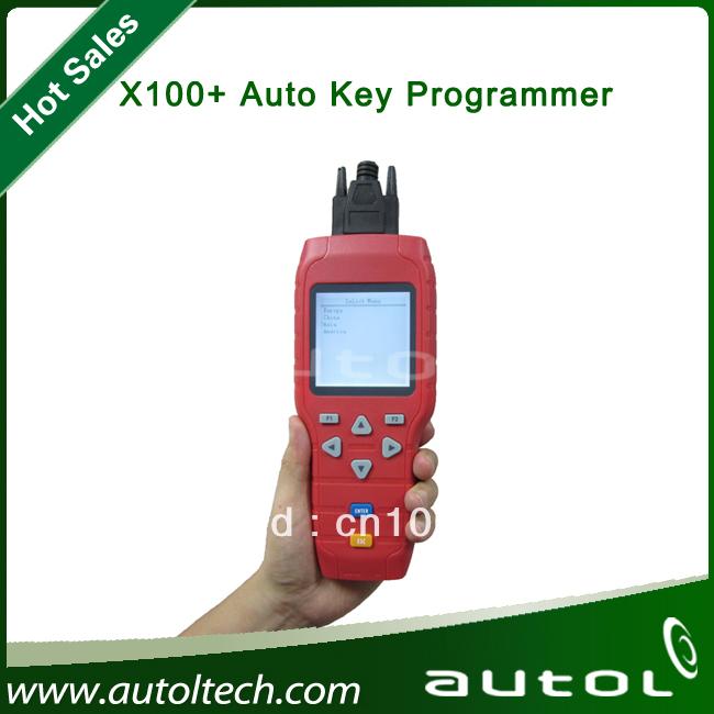 X100+ PLUS AUTO KEY PROGRAMMER New Remote Controller Car ...