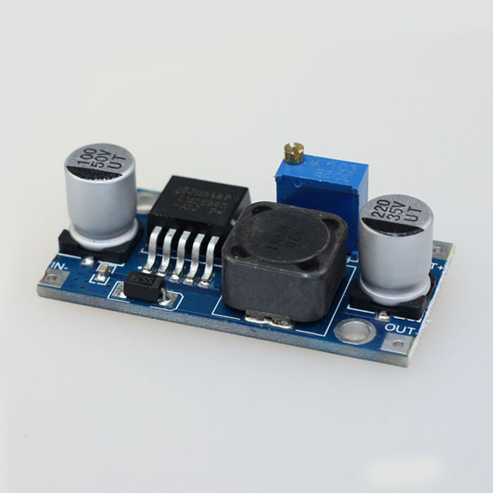 High Quality DC DC LM2596 1 3V 35V Module Converter Step Down Power Supply Adjustable