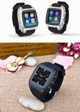 New Arrival Smart PW306 Wifi Phone Android Smartphone Watch MTK6572 Dual Core 1.3GHz 4G ROM Capacitive Touch Screen 3.0MP 3G/GPS