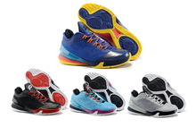 2015 Hot sale cheap top quality Free shipping Chris Paul 8 VIII CP3 basketball shoes Clippers home away sneakers athletic shoes(China (Mainland))