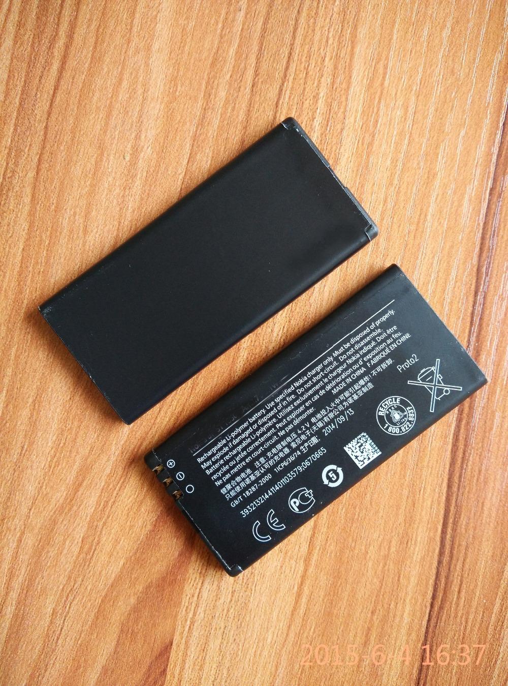 Good Quality BP 5T Battery Full 1650mAh Lumia 820 Battery for Nokia Free Shipping