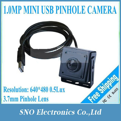 1.0 Megapixels ATM USB Board Camera with 3.6mm Lens Support Linux XP System SNO Korea Technology(China (Mainland))