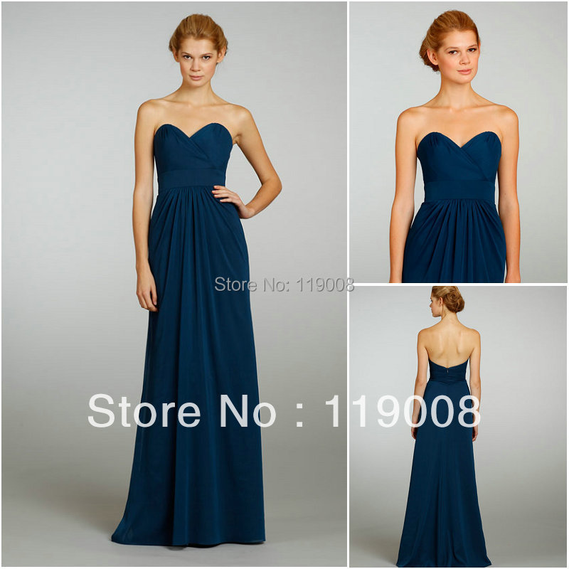 2014 new simply modest long dresses for wedding guest for Turquoise wedding guest dress