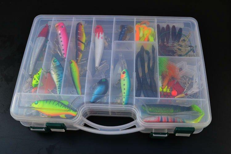 купить набор приманок для рыбалки
