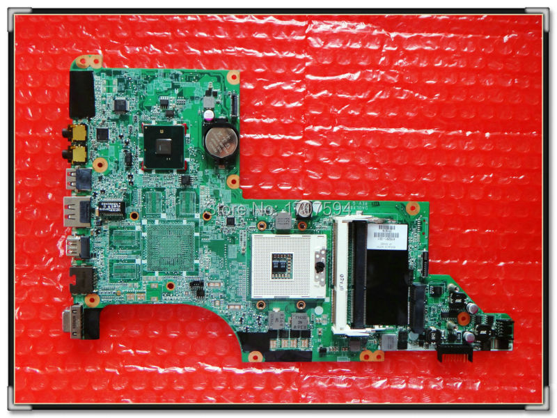 For HP DV6 DV6-3000 series 615281-001 chipset motherboard 100% full tested OK   DAOLX6MB6G2<br><br>Aliexpress