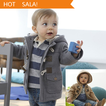 Baby Boys Jacket Clothes 2014 New Winter 2 Color Outerwear Coat Thick Kids Clothes Children Clothing