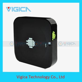 2013 mini pc Android tv box  Quad core 2G/8G  RK3188 TV sticks tv dongle set-top boxes  Rikomagic Free Shipping