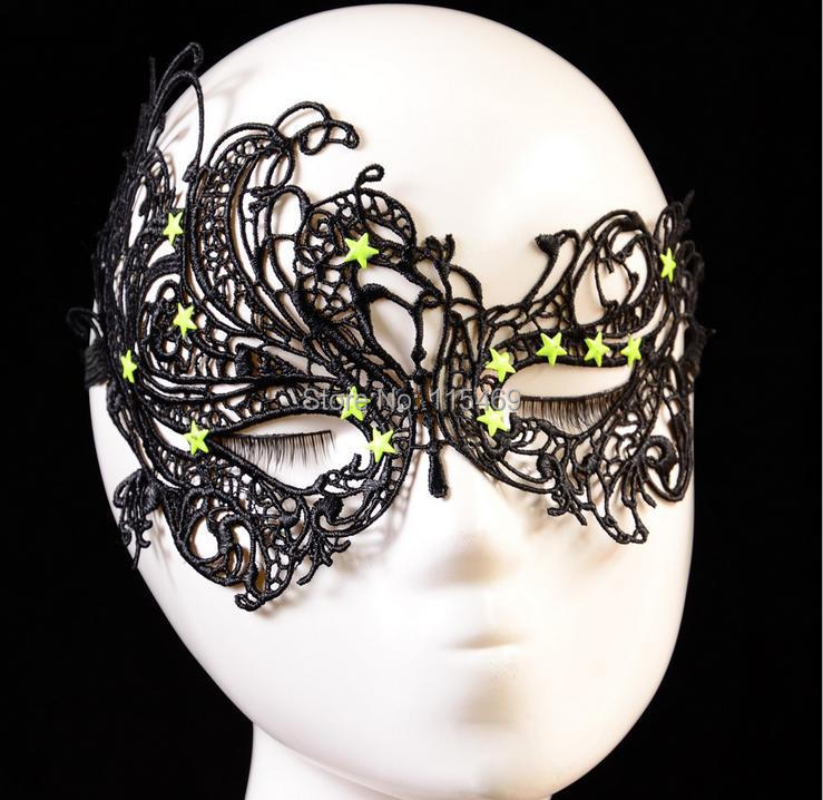 2015 Real Mascaras Ghoul Party Masks 1Fashion Theme Portrait Photography Black Ball Mask Carnival Necessary - susanna lam's store