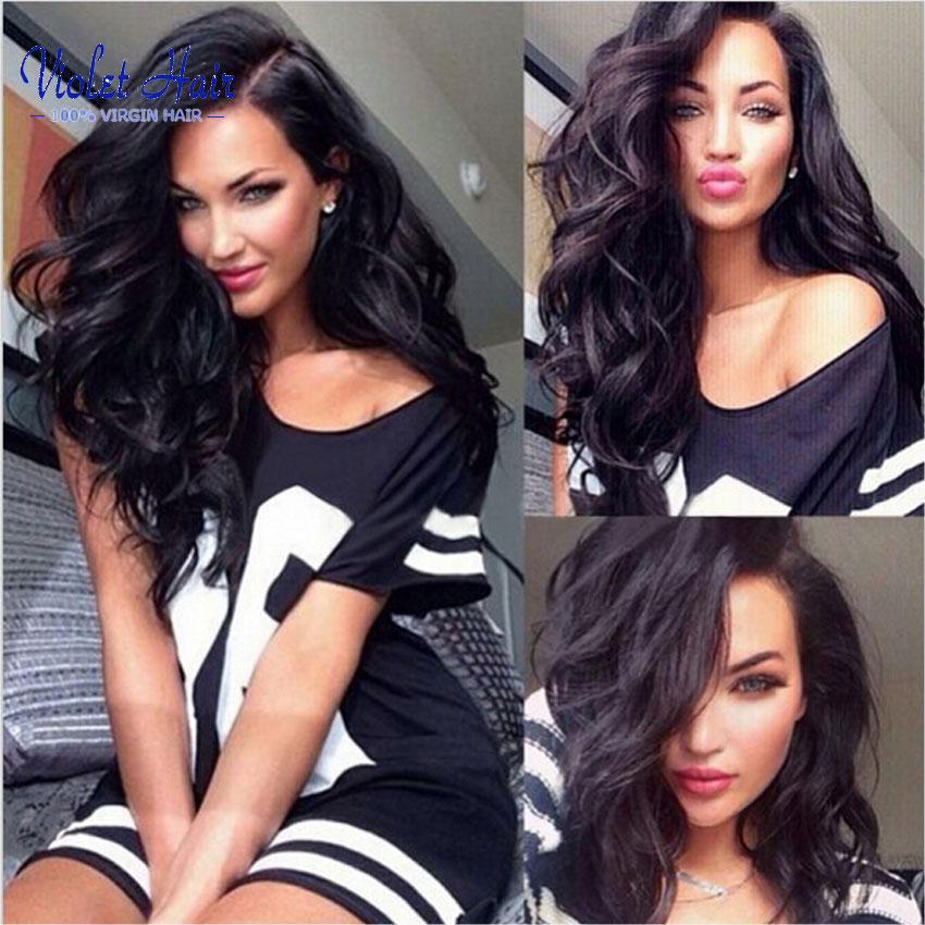7A Brazilian Virgin Hair Body Wave Brazilian Hair Weave Bundles Mink Brazilian Virgin Hair 3Pcs Brazilian Body Wave Virgin Hair
