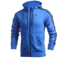 100% Original New 2015 Adidas performance men's jackets AB7400 Hoodie Sportswear free shipping