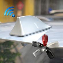 Car Shark Fin Antenna With blank radio signal shark fin For PEUGEOT 206 207 307 301 308 408 508 3008(China (Mainland))