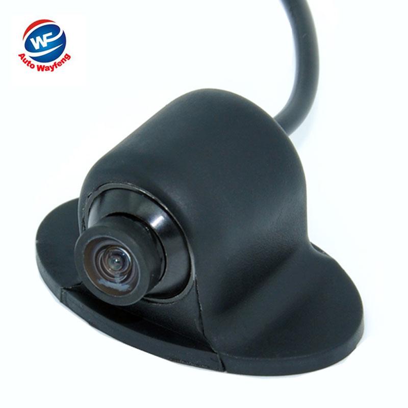 Mini CCD HD Night Vision 360 Degree Car Rear View Camera Front Camera Front View Side Reversing Backup Camera(China (Mainland))