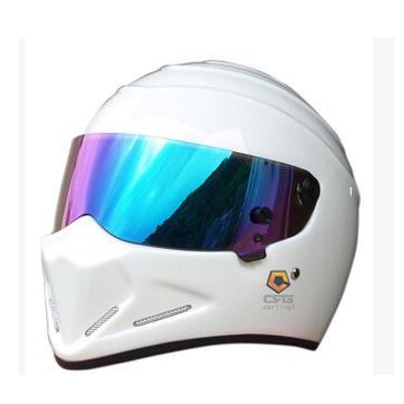 New arrive  StarWars ATV helmet Safety men women full face motorcycle helmets FRP Simpson model racing moto helmet pig capacete <br><br>Aliexpress