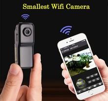MD81S Mini Camera Wifi IP P2P Wireless Camera Secret Recording CCTV Android iOS Camcorder Video Espia Nanny Spycam Candid Spy
