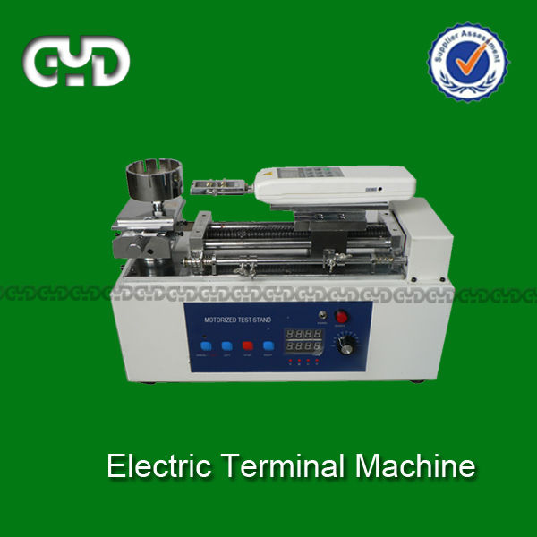 Force Measuring Instruments : Electric terminal pulling machine aeg in force measuring