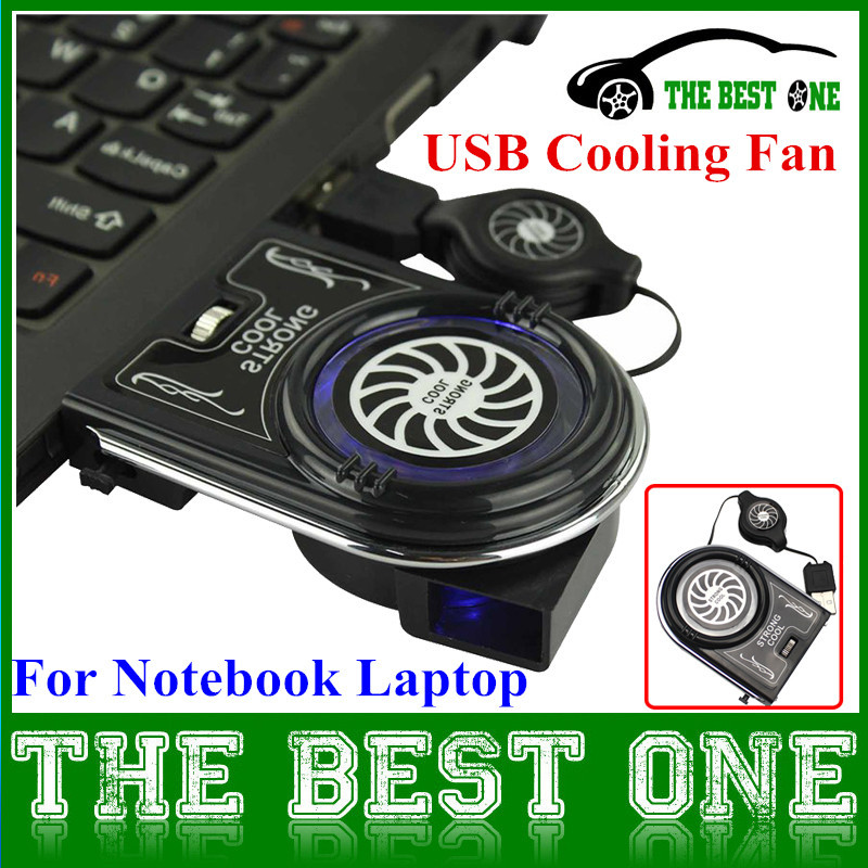 Hot Selling Cooler Mini Vacuum Strong Cool Air Extract USB Notebook Laptop Cooling Cooler Fan Pad 3 Years Warranty+A+Quality(China (Mainland))
