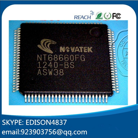 NT68660FG LCD drive IC(China (Mainland))
