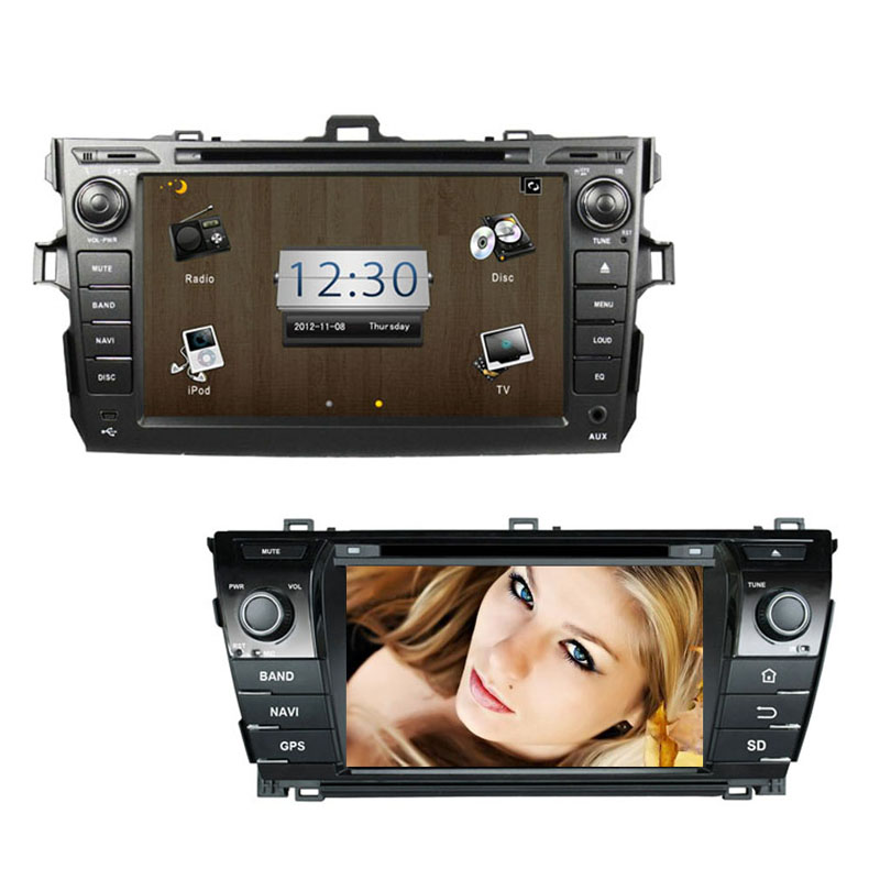 Fit TOYOTA Hilux 2001 2002 2003 2004 2005 2006 2007 2008 2009 2010 2011 2012 2013 2014 2015 - Car DVD Player GPS Radio Blutooth(China (Mainland))