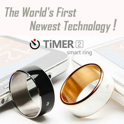 Latest Technology Intelligent Magic Ring NFC Smart Ring for NFC Feature Android and WindowsPhone(China (Mainland))