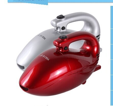 A small vacuum cleaner household small handheld vacuum cleaner Mini genuine mute except mites portable vacuum cleaner(China (Mainland))