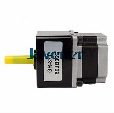 JHSTM57 Stepping Motor DC Two-Phase Angle 1.8/2V/4 Wires/Single Shaft/Ratio 36(China (Mainland))