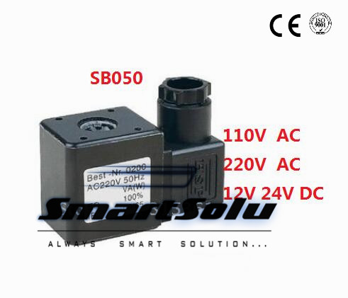 Free Shipping 5PCS/Lot 0200 Solenoid Coil For 0927 and 0955 Series Solenoid Valve SB050 Coil DC12V DC24V AC110V AC220V(China (Mainland))