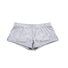 2015 Hot Sale Men's Casual Comfortable Home Shorts Pants/ Sexy Men Underwear/ Men Boxers/ Loose Sports Male Exercise Panties