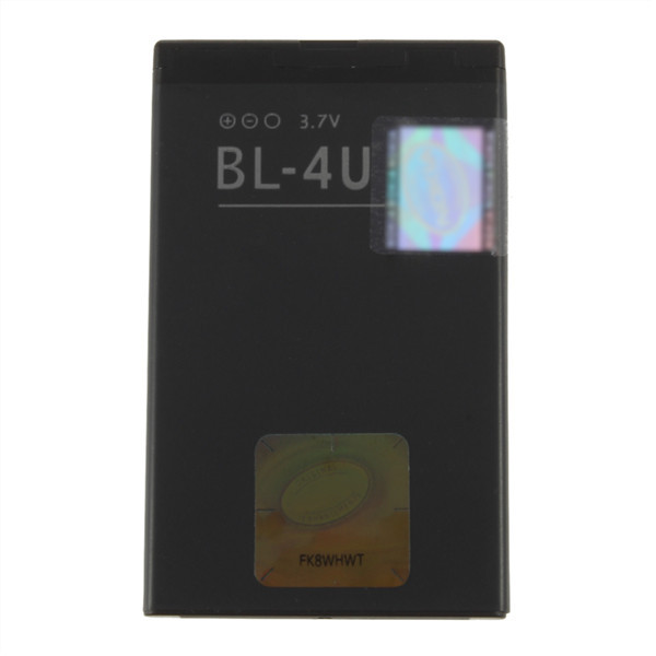 Гаджет  1000mAh Replacement batteries High Capacity BL-4U Battery for Nokia 3120c/5330XM/C5-03/E66/E75/X7 500 5250 5530 5730 6600 8800 None Бытовая электроника