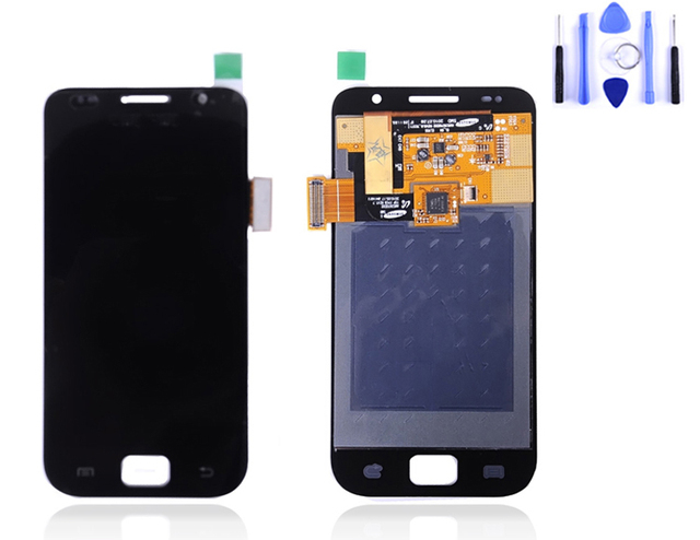 i9000 lcd for samsung galaxy s1 i9000 lcd screen with touch screen free shipping china post 15-26 days+tool