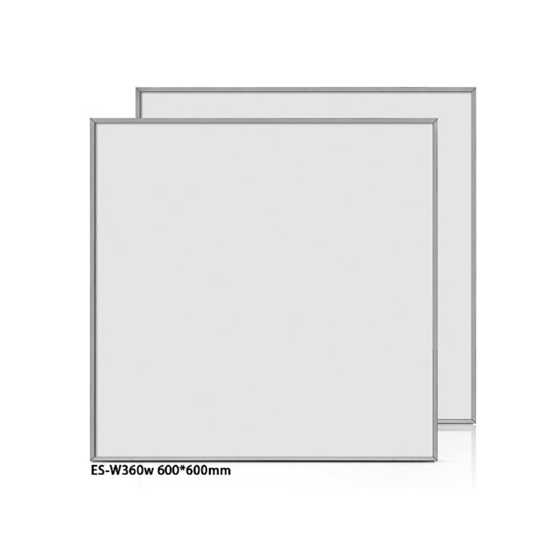 plafond ou au mur en fiber de carbone de chauffage infrarouge lointain du panneau 600 600 mm. Black Bedroom Furniture Sets. Home Design Ideas