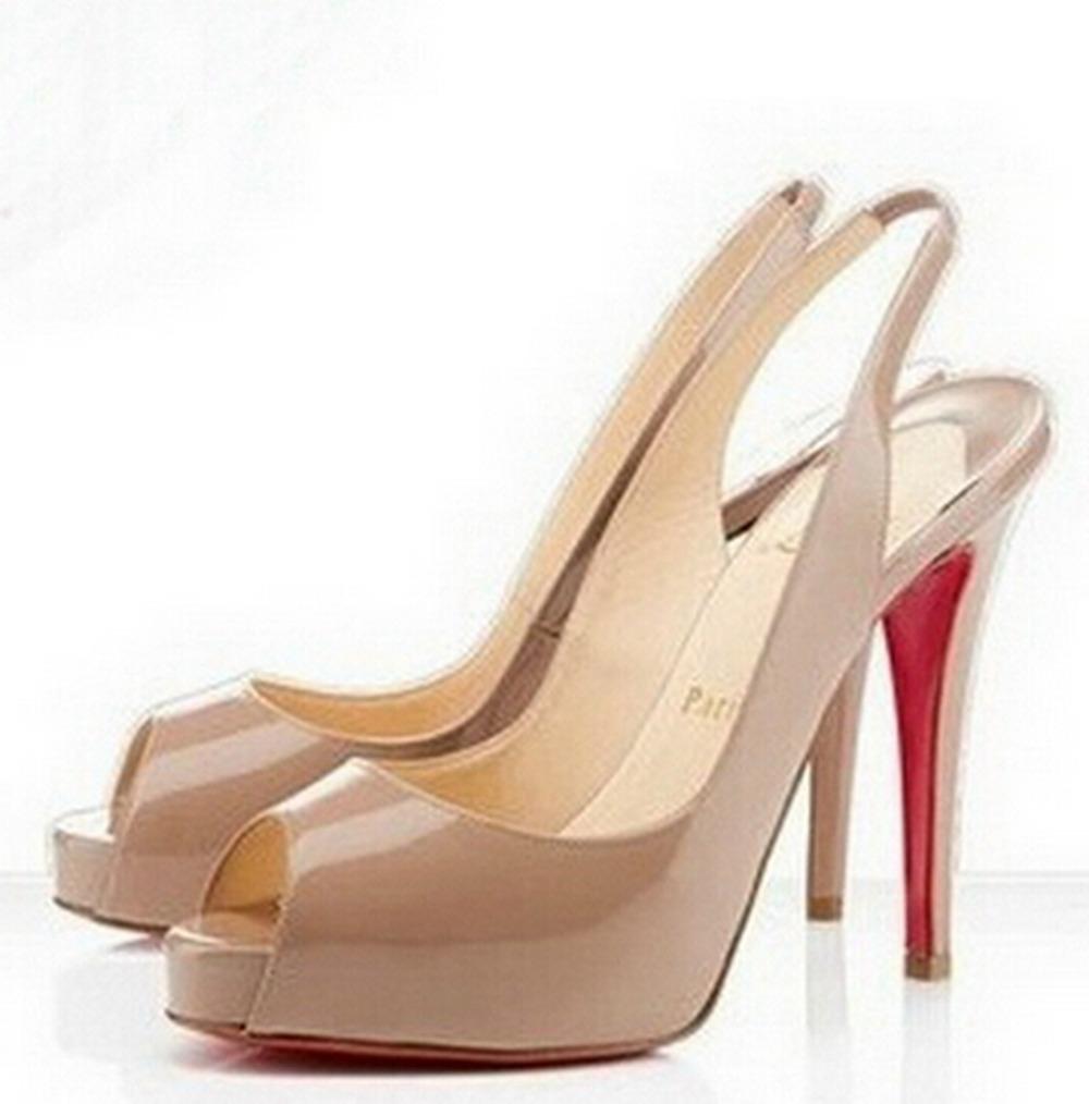 Designer Nude Heels