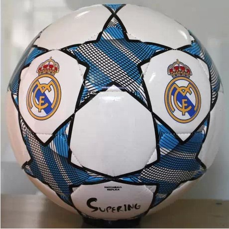 Free shipping Champions league soccer ball High quality size 5 Football(China (Mainland))