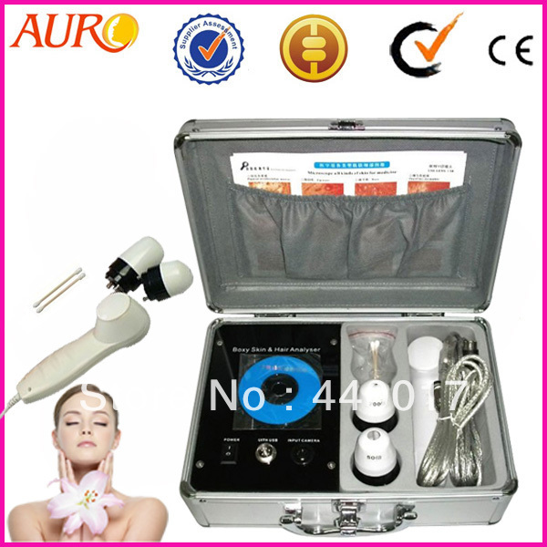 + 100% Guarantee!! HOT 2013 Newest 948 Professional Hair / Skin Magnifier Analyzer, Scanner Home - Auro Beauty Equipment Dropshipping- Price store