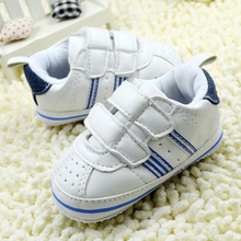 Kids Toddlers Baby Boys Girls Unisex First Shoes Soft Soled Sneaker Toddler Shoes 0 18M