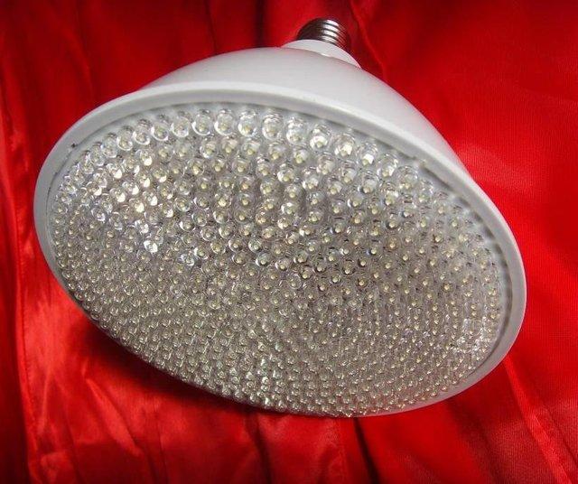 20W led spot light,E27 base;480pcs 5mm DIP LED; warm white color;P/N:APO38