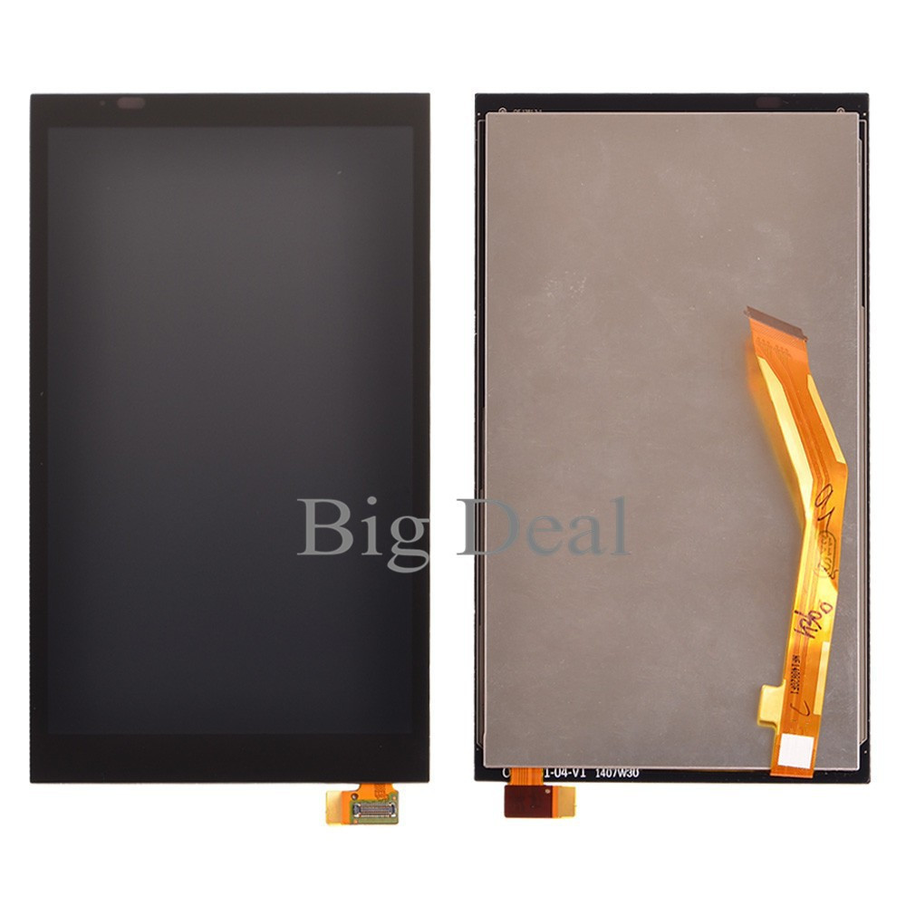 Black for HTC Desire 816 816W D816w LCD Display + Touch Screen Digitizer Assembly