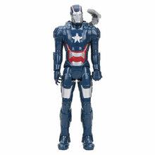 Brinquedos Hasbro Marvel The Avenger Endgame 30 CM Super Hero Spider Man Homem De Ferro Figura de Ação Wolverine Thor Capitão Thanos bonecas de brinquedo(China)