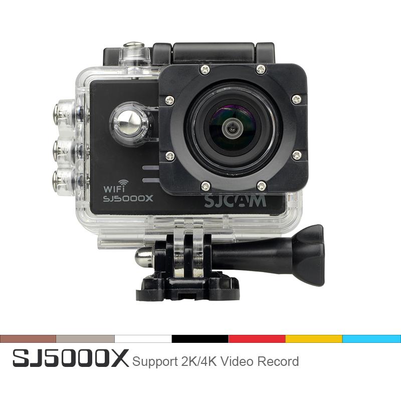 Original SJ CAM 5000x 4K Wifi Elite Edition gyro Sports Action Cameras SJ5000 Upgrade Diving 30m Waterproof Sjcam sj5000x HD DV(China (Mainland))