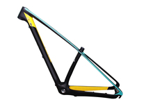 "2015 new model MTB carbon mtb frame 650B 27.5 29er Mountain bikes frames 986 987 989 BH Derosa15"" 17""(China (Mainland))"