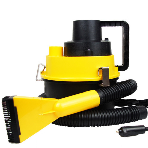 90W high power car vacuum cleaner wet and dry vacuum cleaner car cylinder(China (Mainland))